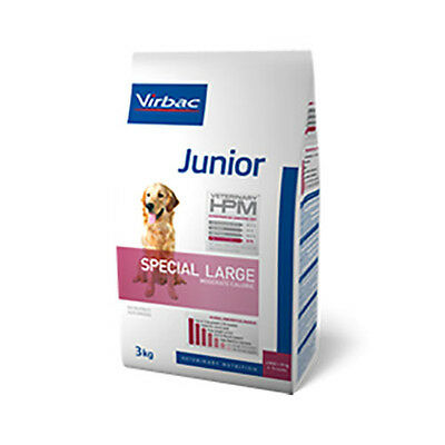 Veterinary HPM Dog Junior Special Large - 12 Kg