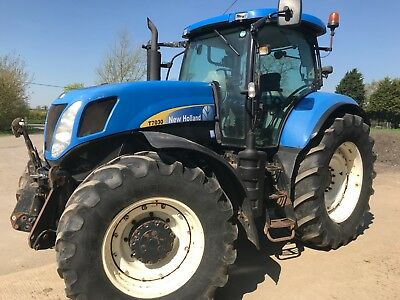 NEW HOLLAND T7030 Tractor Front Linkage 2008