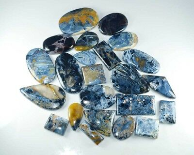 Natural Designer Pietersite Mix Size & Shape Cabochon Loose Gemstone Wholesale