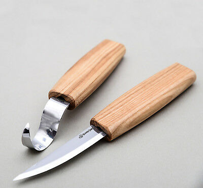 Spoon Carving Set Woodcarving Tools Kit TOP Hook Knives Whittling BeaverCraft