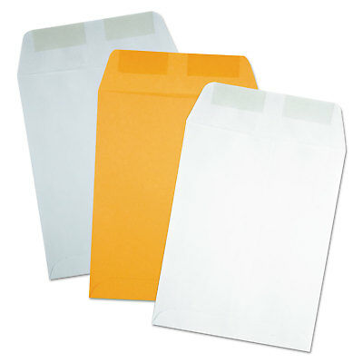 QUALITY PARK PRODUCTS Catalog Envelope, 9 x 12, Executive Gray, 250/Box