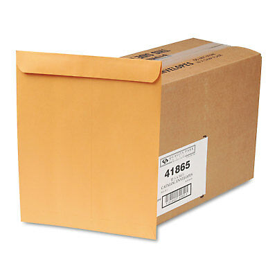 QUALITY PARK PRODUCTS Catalog Envelope, 11 1/2 x 14 1/2, Brown Kraft, 250/Box