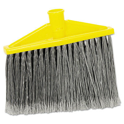 """RUBBERMAID COMMERCIAL PROD. Replacement Broom Head, 10 1/2"""", 12/Carton"""