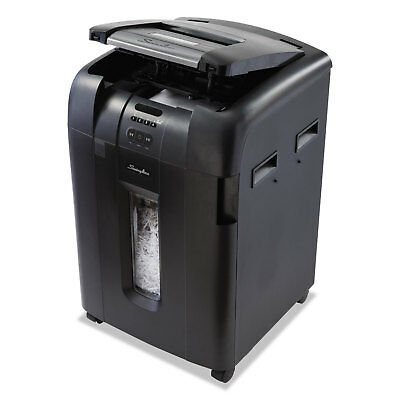 Stack-and-Shred 600XL Auto Feed Super Cross-Cut Shredder Value Pack, 600 Sheet
