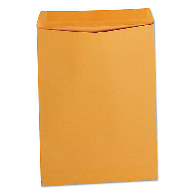 UNIVERSAL OFFICE Catalog Envelope, Center Seam, 9 x 12, Brown Kraft, 250/Box