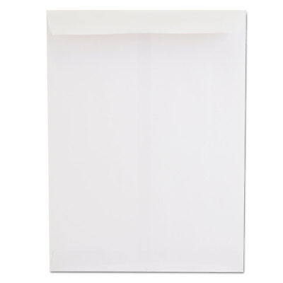 UNIVERSAL OFFICE PRODUCTS Catalog Envelope, Center Seam, 9 x 12, White, 250/Box