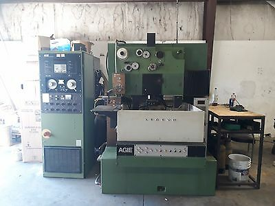 Agie 425/2 Wire EDM Machine