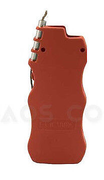 Hemp Wick Dispenser Lighter Case FlicWic with Hemp Refill - Red