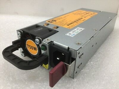 HP 750W Server Power Supply HSTNS-PL18 506821-001 506822-201 511778-001