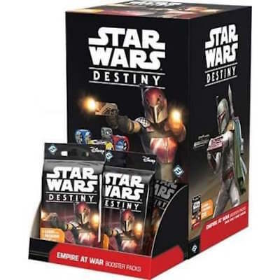 Empire at War Booster Box - Star Wars Destiny - New and Sealed!