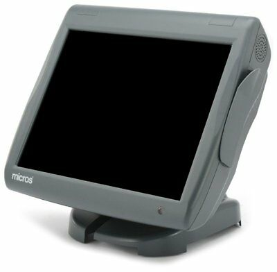 Micros Workstation 5A POS System- 400814-101