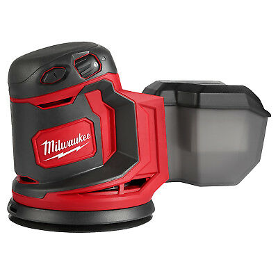 "Milwaukee 2648-20 M18 5"" Random Orbit Sander (Tool Only) New"