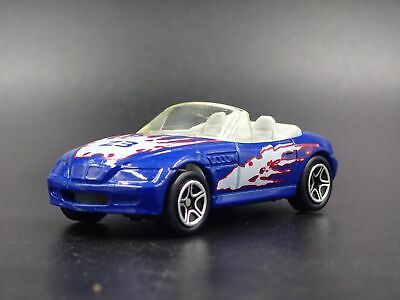 1995 2002 Bmw Z3 Roadster 1 64 Limited Collectible Diorama Cast Model Car
