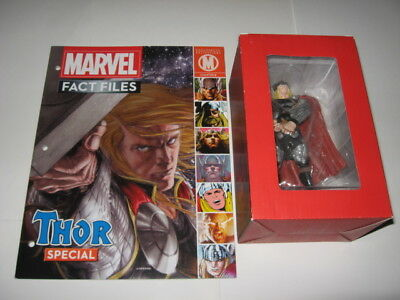 Marvel Fact Files Thor Statue Figure Special
