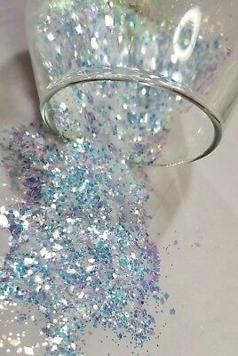 "Semi-Chunky Premium Glitter .015"" & .040"" Diamond Mix for Tumblers-Nail-Cosmetic"