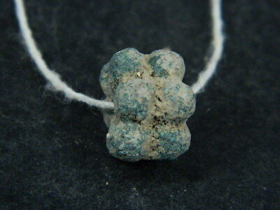 "Ancient Roman Bronze Bead C.200 Bc  """"r6478"""""
