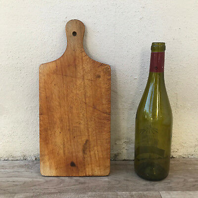 Antique Vintage French Bread Or Chopping Cutting Board Wood 28041816