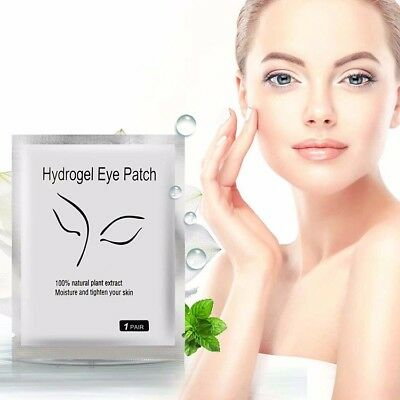 10-100 Pairs Hydrogel Eye Mask Patch Eye Patches Care Anti-Aging Anti Puffiness