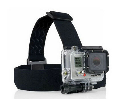 Adjustable Elastic Mount Belt Head Strap Band for GoPro Hero 6/5 SJCAM Xiaomi Yi