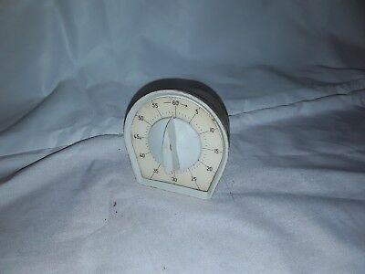 mechanical egg timer vintage
