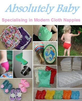 MUST SELL!! before EOFY -  Modern Cloth Nappies Business
