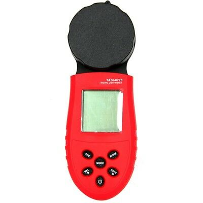 200.000 Digital Light Meter LCD Luxmeter Lux/FC Luminometer Photometer Meas X1M3