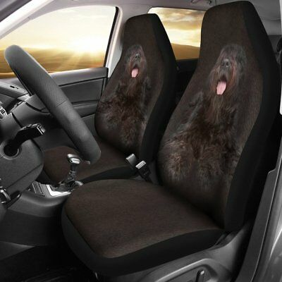 Bouvier des Flandres Print Car Seat Covers-Free Shipping