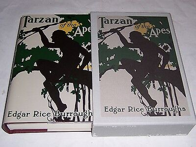 Easton Press FIRST EDITION LIBRARY Tarzan of the Apes by Edgar Rice Burroughs