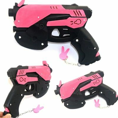 Anime for Overwatch D.Va DVA Cosplay Party Accessory Toy Prop Gun