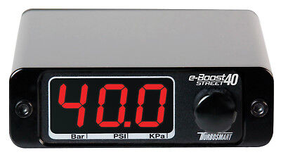 Turbosmart eBS e-Boost Street 40psi Electronic Boost Controller - TS-0302-1002