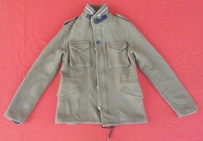 Fidelity By Gerald & Stewart Military Style Jacket Made In Usa
