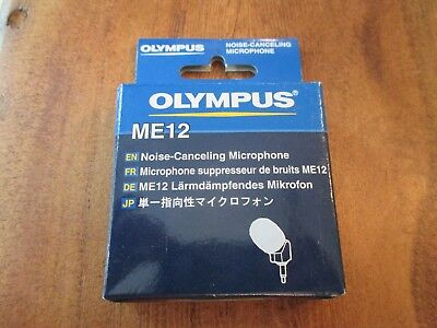 NEW Olympus ME12 Noise Cancelling Microphone