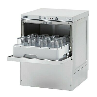 Maidaid Amika AM45XL Undercounter Glasswasher with Gravity Drain (Boxed New)