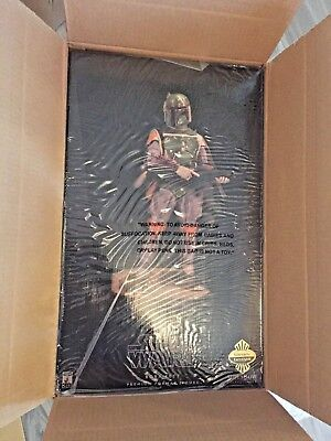 BOBA FETT  Sideshow Collectables Premium Format  Figure Exclusive ** NEW IN BOX