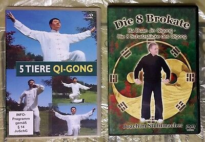 Qi-Gong, 2 DVDs