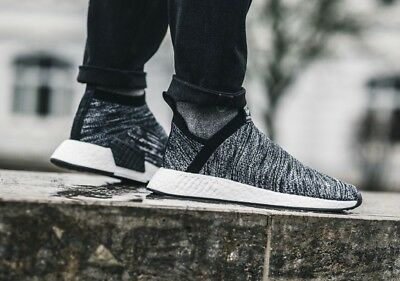 separation shoes 46eaa bfb7f BLACK ADIDAS NMD CS1 PK United Arrows & Sons X Mikitype Size ...