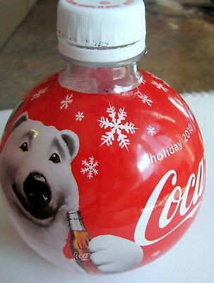 Coca Cola Holiday 2010 Bottle Limited Edition