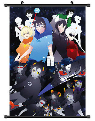 B5258 Homestuck anime manga Wall scroll Stoffposter 25x35cm