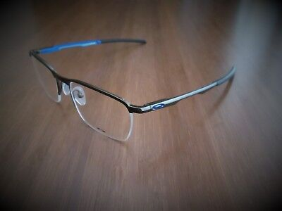 Oakley Conductor 0.5   OX3187-0551   Pewter/Cobalt   51/18/137 - NWOT