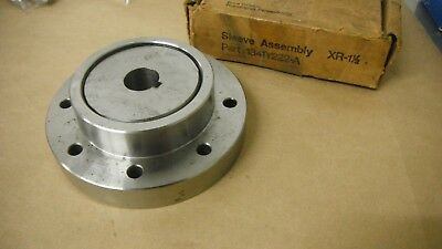 "Linkbelt 2 Piece Xr-Coupling Sleeve Coupling 1"" Bore 1341Y222-A"