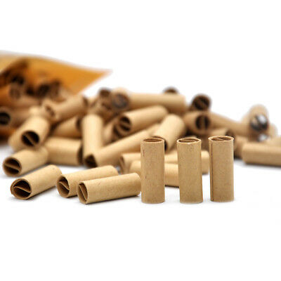 Hornet 150X Per Rolled Tips Natural Prerolled For Cigarette Rolling Paper 6MM