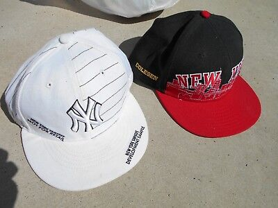 4f68e2dd RARE NEW YORK Yankees Proto New Era MLB Fitted 59Fifty Hat 7 1/4 3/8 ...