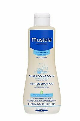 Mustela Gentle Shampoo for Baby 500ml - Limited Edition Packaging