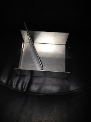 Soap Loaf cutter guillotine