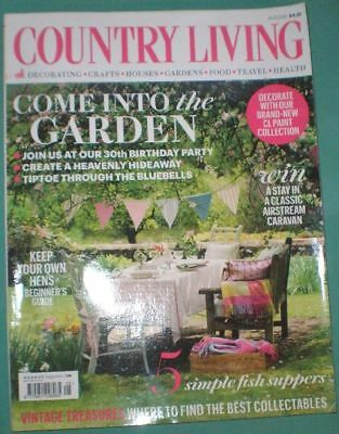 Country Living magazine/issue: may. 2015