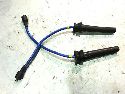 MG TF ZR 1.8 VVC 160 - Magnecor 8mm Ignition HT Leads Wires Cable Set