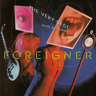 Foreigner : The Very Best ...and Beyond / Cd - Top-Zustand