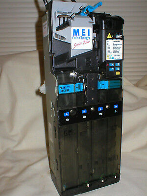 MEI MARS VN4510, 34V, MDB, High Capacity Vending Coin Mech -Reconditioned-