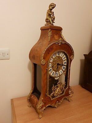 Boulle  musical clock