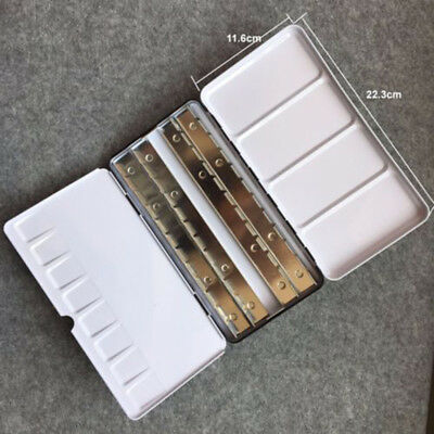 Drawing Sale Palette New Art Set Hot Full Solid Case Half Watercolor Box Pan